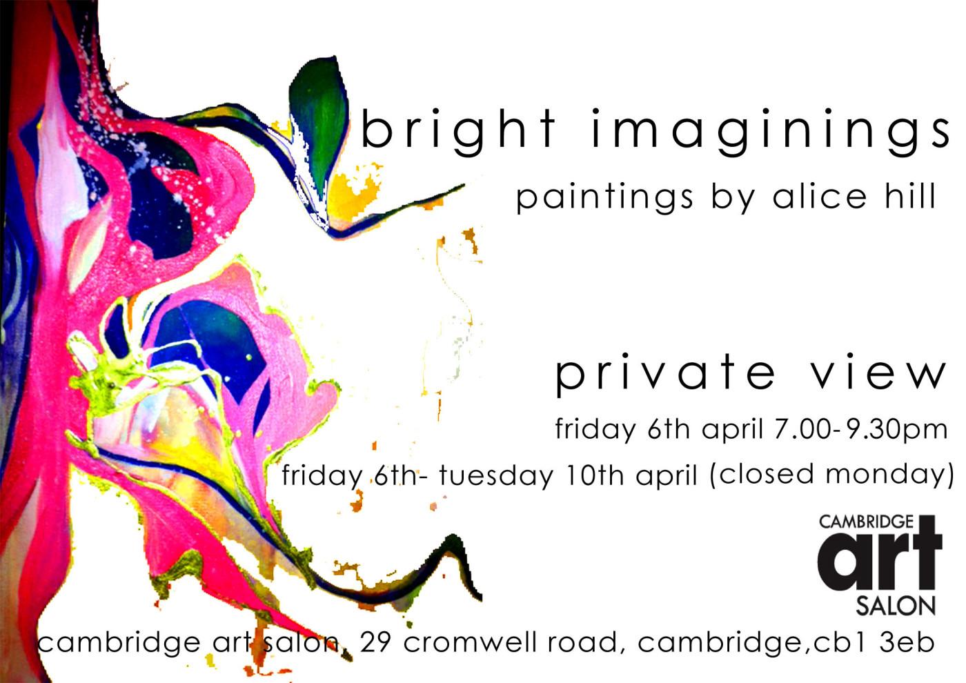 bright imaginings