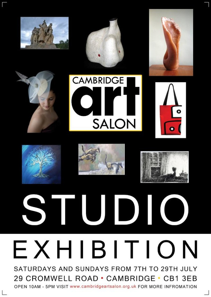 July 2012 Studio Exhibtion