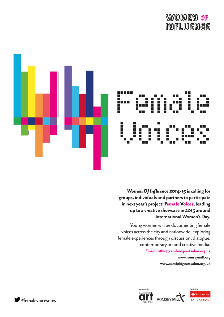 Female Voices Poster_A4_print ready