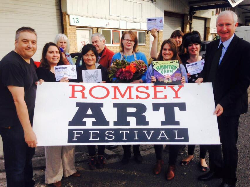 Romsey Art Festival 2015