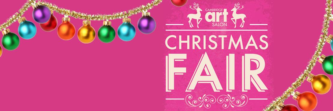 Art Salon Christmas Fair!