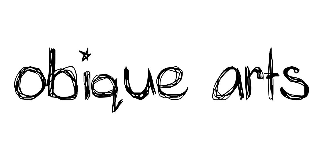 oblique logo